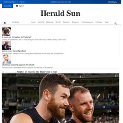 Herald Sun | Victoria and National News, Entertainment, Sport an