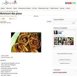 Melcisori din pizza