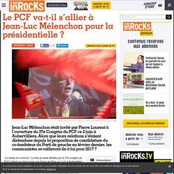 Le PCF va-t-il s'allier à Jean-Luc Mélenchon pour la présidentielle ?