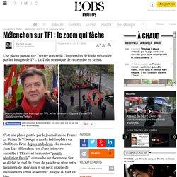 Mélenchon sur TF1 : le zoom qui fâche- 2 décembre 2013