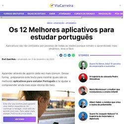 Os 12 Melhores aplicativos para estudar português