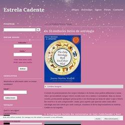 Os 10 melhores livros de astrologia