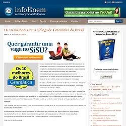 Os 10 melhores sites e blogs de Gramática do Brasil