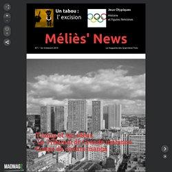 Méliès' News 2019 - Collége Georges Méliès