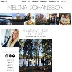 melinajohansson Blogg