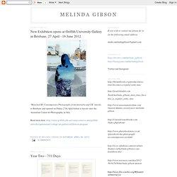 Melinda Gibson: April 2012