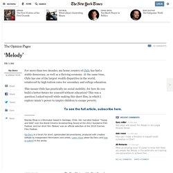 'Melody'