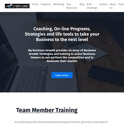 Overall Skilled Team Member Training