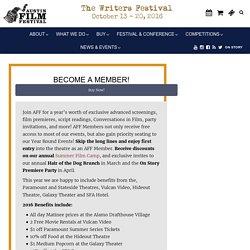 Membership - Austin Film Festival