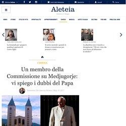 Un membro della Commissione su Medjugorje: vi spiego i dubbi del Papa
