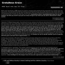 MEME : Gratuitous Grace