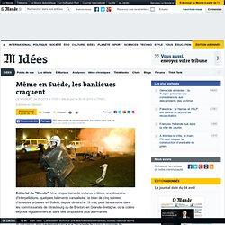 Même en Suède, les banlieues craquent