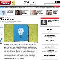 Meme Weaver - Magazine