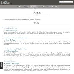 Listen and read - Memoir