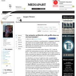 La blague de 1er avril de Mediapart
