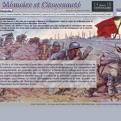 Mémoire et Citoyenneté