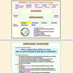 Mémoire humaine