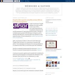 Enquête Afnor pour les nouvelles normes ISO sur le records management