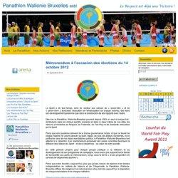 Panathlon Wallonie-Bruxelles