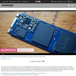 A memória Optane, da Intel, torna HDDs baratos tão rápidos quanto os SSDs caros - Gizmodo Brasil