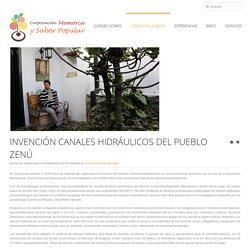 Memoria y Saber Popular - INVENCIÓN CANALES HIDRÁULICOS DEL PUEBLO ZENÚ