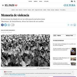 Memoria de violencia