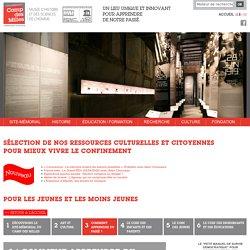 Site-Mémorial du Camp des Milles - Aix-en-Provence : un mémorial pour l'avenir