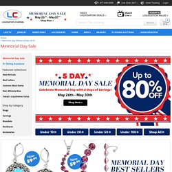 Memorial Day Weekend Sale 2016