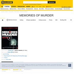 Memories of Murder - film 2003