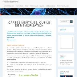 Cartes mentales, outils de mémorisation - sciences cognitives
