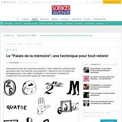 Palais de la mémoire et autres techniques de mémorisation - Sciencesetavenir.fr