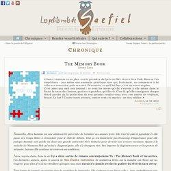 The Memory Book - Les petits mots de Saefiel
