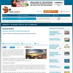 Memorya, un musée virtuel sur la mémoire