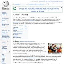Memphis (Design)