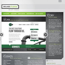 SEO & Web | Memphis Website Design & Development by Deluge Studios