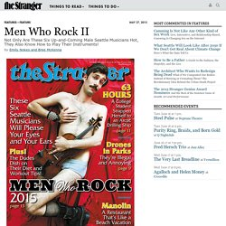 Men Who Rock II - Features
