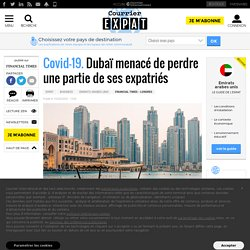 Dubaï/ courrierinternational