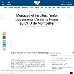 Menaces et insultes: l'enfer des parents d'enfants tyrans au CHU de Montpellier