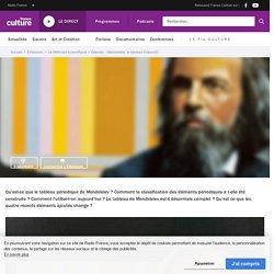 Mendeleïev, le tableau s'alourdit