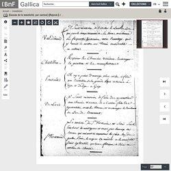 [Causes de la mendicité, par canton] ([Reprod.]) / Archives départementales de la Drôme