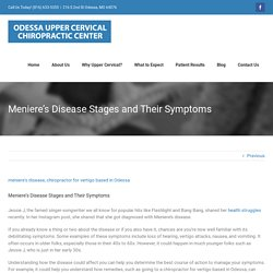 Meniere's Disease Stages and Their Symptoms
