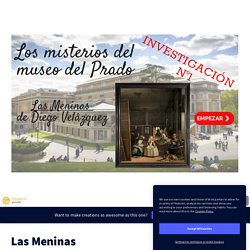 Las Meninas by annelise.ceran on Genially