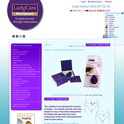 Magnetic Therapy - Magnetic Therapy Products from Magnopulse LTD - LadyCare