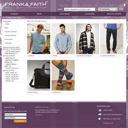 Mens - Frank and Faith