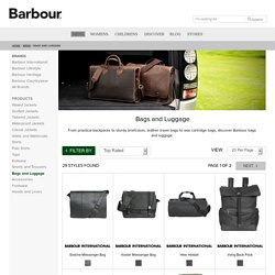 Barbour Clothing For Mens