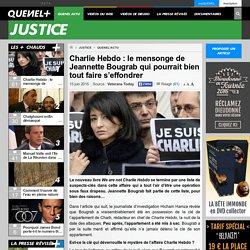Charlie Hebdo : le mensonge de Jeannette Bougrab qui pourrait bien tout faire s'effondrer