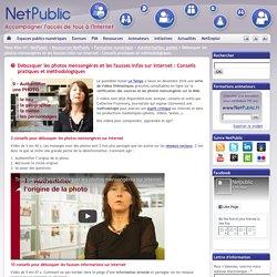 netpublic - Le Temps vidéos, fausses infos