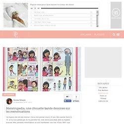 Menstrupedia, une chouette bande dessinée sur les menstruations