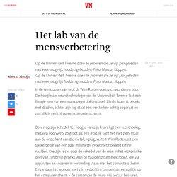 Het lab van de mensverbetering