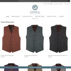 Cock & Bull Menswear Organic & Sustainable Online Store
